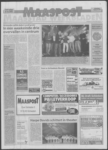 Maaspost / Maasstad / Maasstad Pers 1998-11-25