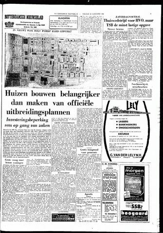 Rotterdamsch Nieuwsblad / Schiedamsche Courant / Rotterdams Dagblad / Waterweg / Algemeen Dagblad 1966-08-26
