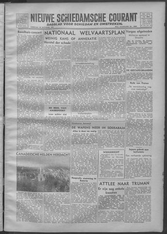 Nieuwe Schiedamsche Courant 1945-10-30