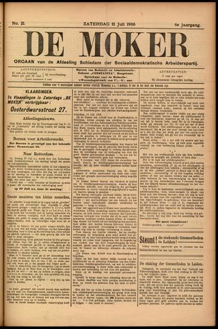 De Moker 1906-07-21