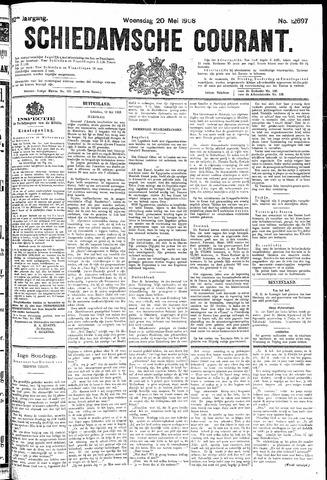 Schiedamsche Courant 1908-05-20