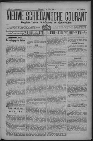 Nieuwe Schiedamsche Courant 1913-05-20