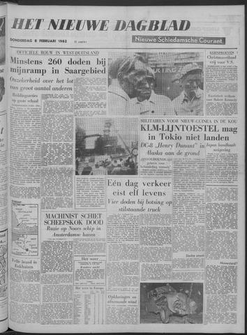 Nieuwe Schiedamsche Courant 1962-02-08