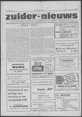 Zuider Nieuws 1966-12-29