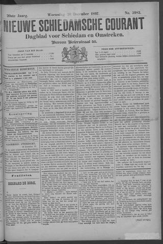 Nieuwe Schiedamsche Courant 1897-12-29