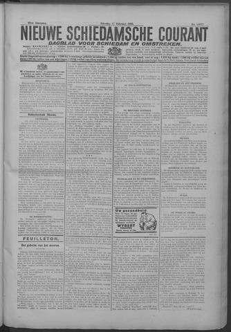 Nieuwe Schiedamsche Courant 1925-02-17