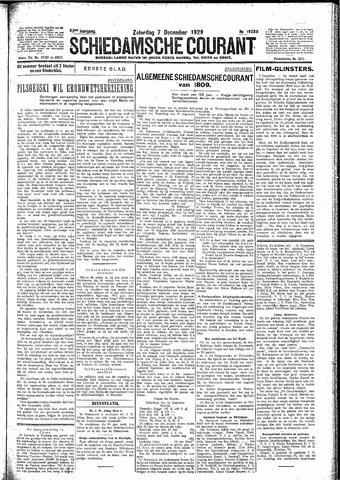 Schiedamsche Courant 1929-12-07