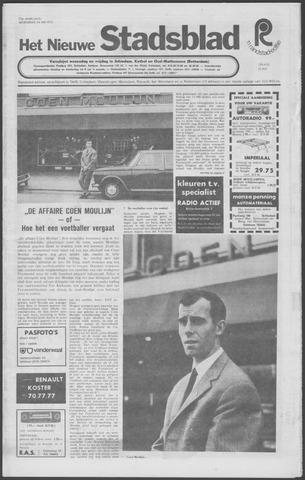 Het Nieuwe Stadsblad 1972-05-24