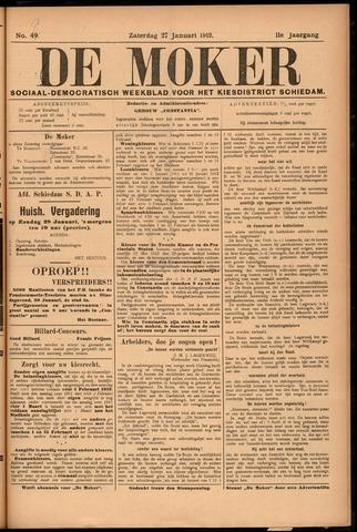 De Moker 1912-01-27