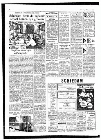 Rotterdamsch Parool / De Schiedammer 1955-08-17