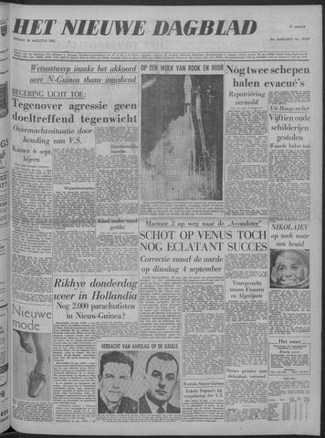 Nieuwe Schiedamsche Courant 1962-08-28