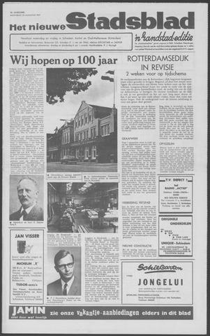 Het Nieuwe Stadsblad 1967-08-23