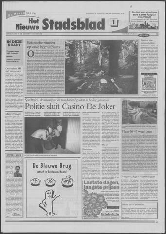 Het Nieuwe Stadsblad 1998-08-26