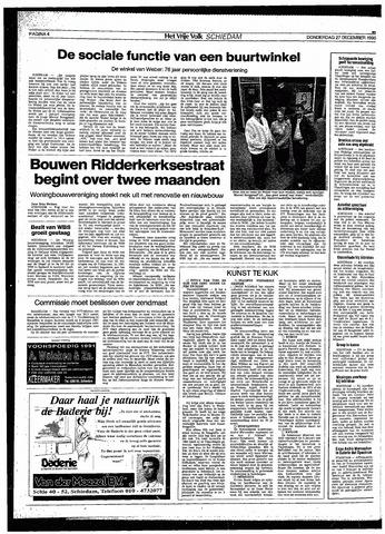 Het Vrije volk 1990-12-27