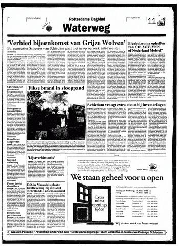 Rotterdamsch Nieuwsblad / Schiedamsche Courant / Rotterdams Dagblad / Waterweg / Algemeen Dagblad 1998-05-20