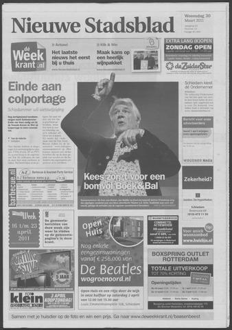 Het Nieuwe Stadsblad 2011-03-30