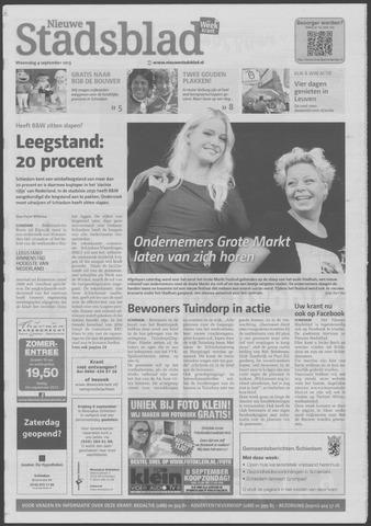 Het Nieuwe Stadsblad 2013-09-04