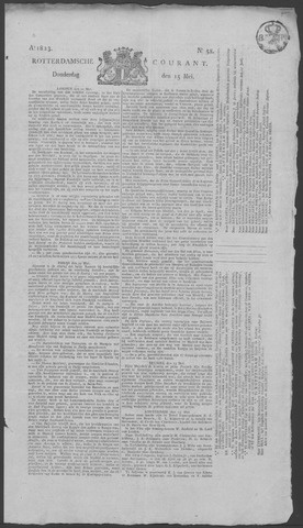 Rotterdamse Courant 1823-05-15
