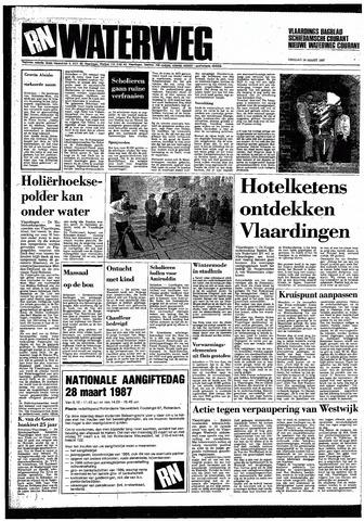 Rotterdamsch Nieuwsblad / Schiedamsche Courant / Rotterdams Dagblad / Waterweg / Algemeen Dagblad 1987-03-24