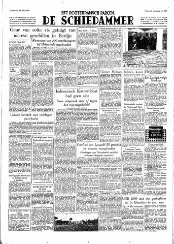 Rotterdamsch Parool / De Schiedammer 1949-05-19