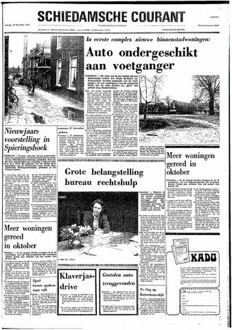 Rotterdamsch Nieuwsblad / Schiedamsche Courant / Rotterdams Dagblad / Waterweg / Algemeen Dagblad 1974-12-14