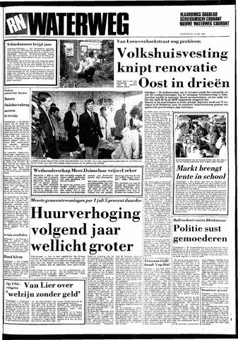 Rotterdamsch Nieuwsblad / Schiedamsche Courant / Rotterdams Dagblad / Waterweg / Algemeen Dagblad 1983-05-19