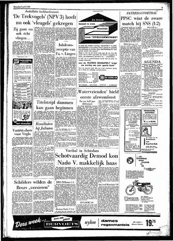 Rotterdamsch Parool / De Schiedammer 1962-04-02