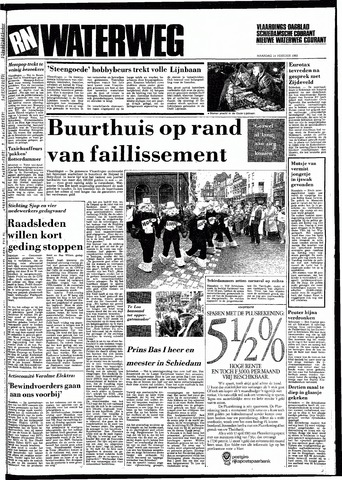 Rotterdamsch Nieuwsblad / Schiedamsche Courant / Rotterdams Dagblad / Waterweg / Algemeen Dagblad 1983-02-14
