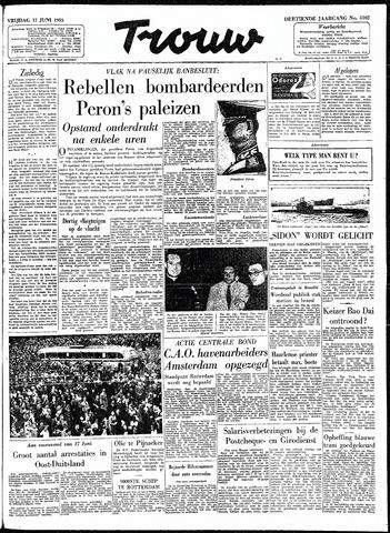 Trouw / De Rotterdammer 1955-06-17