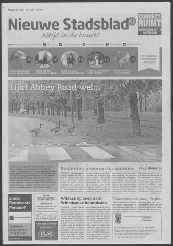 Het Nieuwe Stadsblad 2017-07-26