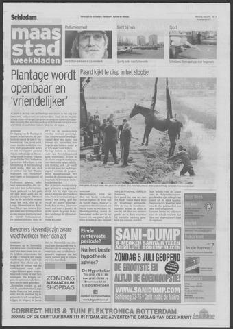Maaspost / Maasstad / Maasstad Pers 2009-07-01