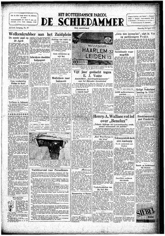 Rotterdamsch Parool / De Schiedammer 1947-04-26