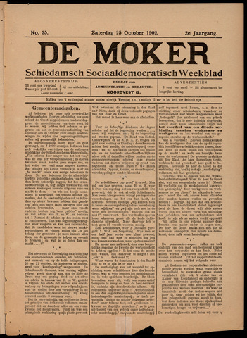De Moker 1902-10-25