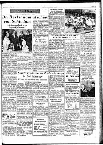 Rotterdamsch Nieuwsblad / Schiedamsche Courant / Rotterdams Dagblad / Waterweg / Algemeen Dagblad 1959-07-13