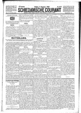 Schiedamsche Courant 1929-08-02
