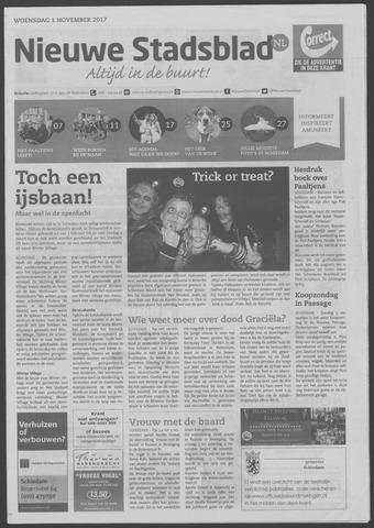 Het Nieuwe Stadsblad 2017-11-01