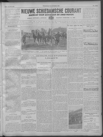 Nieuwe Schiedamsche Courant 1932-10-12