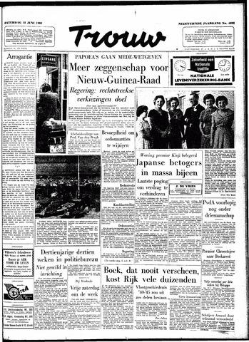Trouw / De Rotterdammer 1960-06-18