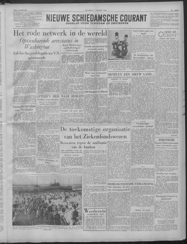 Nieuwe Schiedamsche Courant 1949-03-07