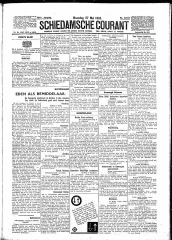 Schiedamsche Courant 1935-05-27