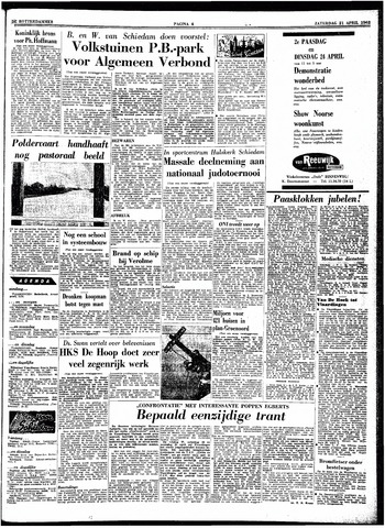 Trouw / De Rotterdammer 1962-04-21