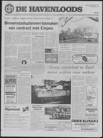 De Havenloods 1974-01-10