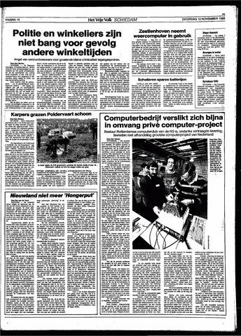 Het Vrije volk 1988-11-12