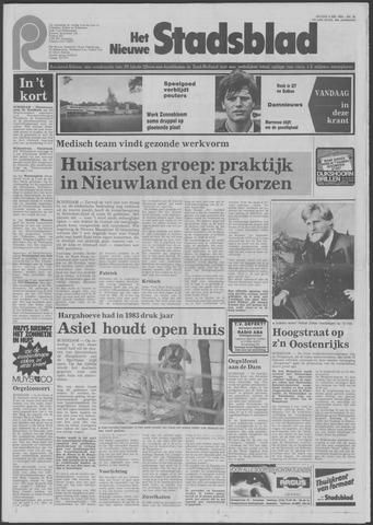Het Nieuwe Stadsblad 1984-05-04