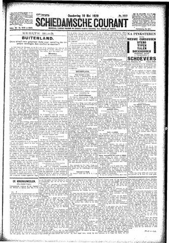 Schiedamsche Courant 1929-05-16