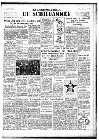 Rotterdamsch Parool / De Schiedammer 1948-04-17