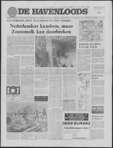 De Havenloods 1973-06-26