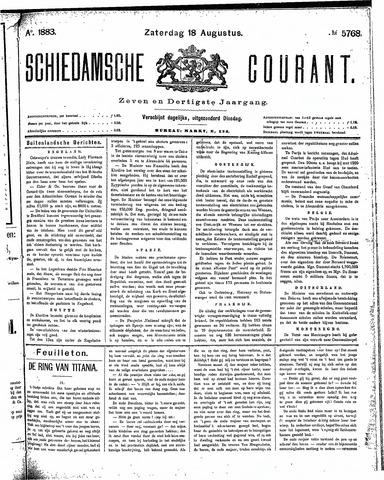 Schiedamsche Courant 1883-08-18