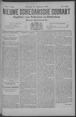 Nieuwe Schiedamsche Courant 1897-08-24