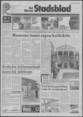 Het Nieuwe Stadsblad 1984-07-06